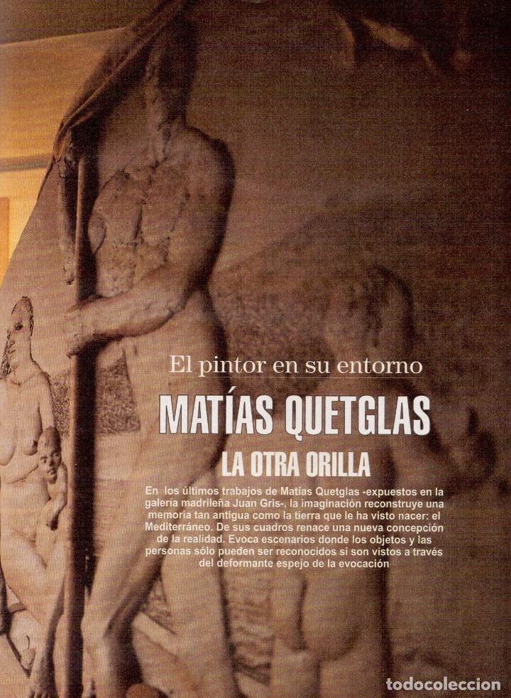 Coleccionismo de Revista Blanco y Negro: 1996. CRISTINA SÁNCHEZ. BLANCA SUELVES.FABIO CAPELLO.MÓNICA BELLUCI. VER SUMARIO... - Foto 11 - 120186975