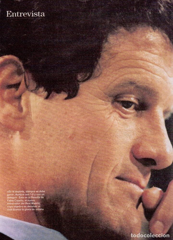Coleccionismo de Revista Blanco y Negro: 1996. CRISTINA SÁNCHEZ. BLANCA SUELVES.FABIO CAPELLO.MÓNICA BELLUCI. VER SUMARIO... - Foto 12 - 120186975