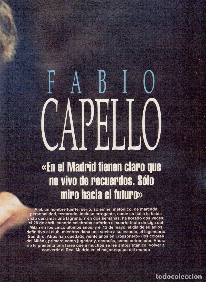 Coleccionismo de Revista Blanco y Negro: 1996. CRISTINA SÁNCHEZ. BLANCA SUELVES.FABIO CAPELLO.MÓNICA BELLUCI. VER SUMARIO... - Foto 13 - 120186975