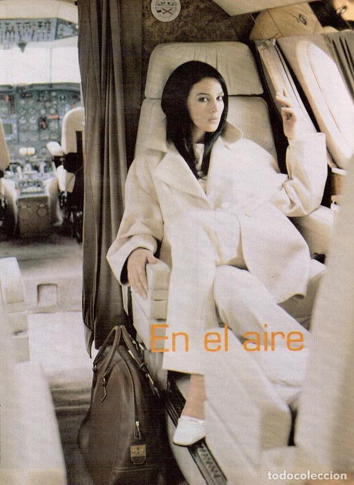 Coleccionismo de Revista Blanco y Negro: 1996. CRISTINA SÁNCHEZ. BLANCA SUELVES.FABIO CAPELLO.MÓNICA BELLUCI. VER SUMARIO... - Foto 18 - 120186975