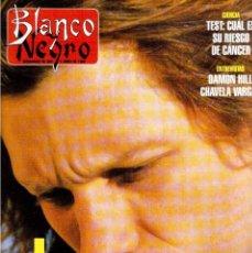 Coleccionismo de Revista Blanco y Negro: 1996. JON BON JOVI. BEATRIZ RICO. CHAVELA VARGAS. VER SUMARIO.... Lote 120200111