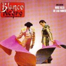 Coleccionismo de Revista Blanco y Negro: 1996. PONCE VS JOSELITO. INÉS SASTRE. AZÚCAR MORENO. EMMANUELLE BEART. VER SUMARIO.... Lote 120202647