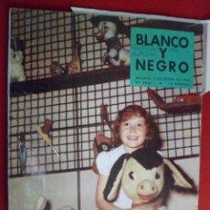 Coleccionismo de Revista Blanco y Negro: BLANCO Y NEGRO Nº 2435 - 3 DE ENERO DE 1959. Lote 121870539