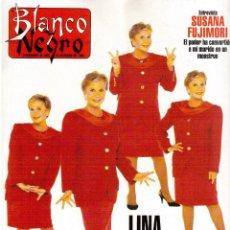 Coleccionismo de Revista Blanco y Negro: 1994. ANNA GALIENA.COQUE MALLA.BEATRIZ RICO.SYLVESTER STALLONE.SUSANA FUJIMORI. VER SUMARIO.. Lote 123073631