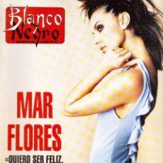 Coleccionismo de Revista Blanco y Negro: 1994. MAR FLORES. BEATRIZ RICO. MARÍA JOSÉ CANTUDO. CONCHA VELASCO. PATRICIA ARQUETTE. VER SUMARIO.. Lote 123129823