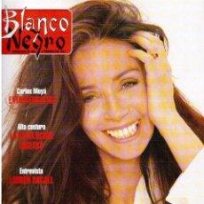 Coleccionismo de Revista Blanco y Negro: 1994. AMPARO MUÑOZ.MADONNA.MAR FLORES.MERCHE ESMERALDA.NAOMI CAMPBELL. VER SUMARIO.. Lote 123130875