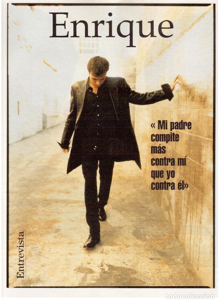 Coleccionismo de Revista Blanco y Negro: 1997. ENRIQUE IGLESIAS.MARTA SÁNCHEZ.BLANCA SUELVES.ESTEFANIA LUIK.ROCÍO JURADO. - Foto 3 - 123315755