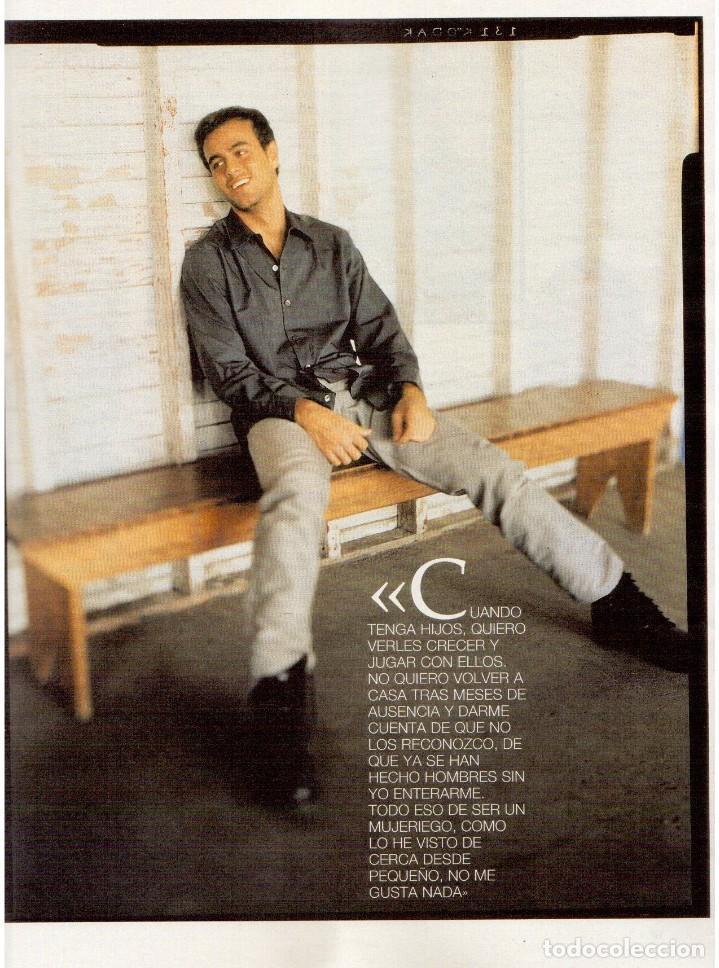 Coleccionismo de Revista Blanco y Negro: 1997. ENRIQUE IGLESIAS.MARTA SÁNCHEZ.BLANCA SUELVES.ESTEFANIA LUIK.ROCÍO JURADO. - Foto 6 - 123315755