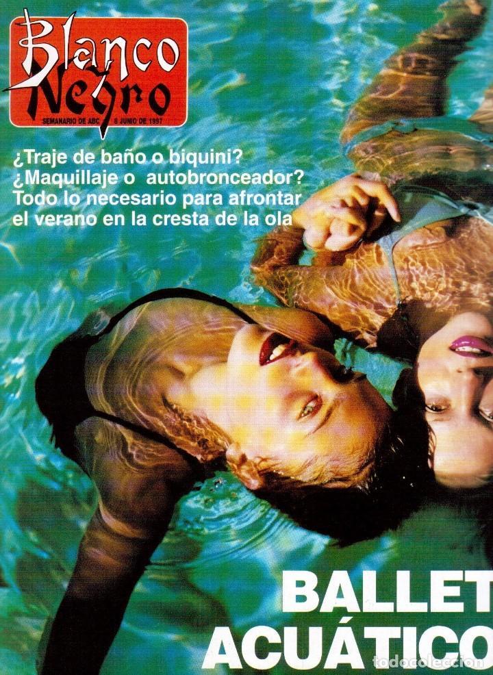 1997. MANOLETE. PAULA VAZQUEZ. IVONNE REYES.MILLA JOVOVICH.MARIBEL VERDÚ. VER SUMARIO. (Coleccionismo - Revistas y Periódicos Modernos (a partir de 1.940) - Blanco y Negro)