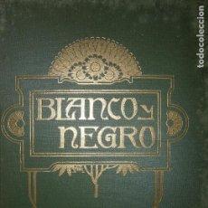 Coleccionismo de Revista Blanco y Negro: F1 REVISTA BLANCO Y NEGRO 12 NUMEROS ENCUADERNADOS AÑO 1965. Lote 124020703