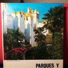 Coleccionismo de Revista Blanco y Negro: PARQUES Y JARDINES ESPAÑOLES 1 - COLECCIONABLE BLANCO Y NEGRO COMPLETO ENCUADERNADO (1969). Lote 124423307
