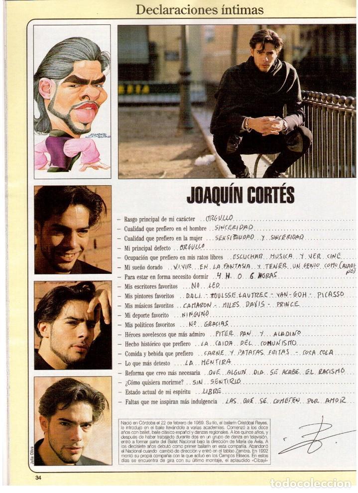 Coleccionismo de Revista Blanco y Negro: 1994. BLANCA SUELVES. ANA OBREGÓN. JUDIT MASCÓ. ESTEFANÍA LUIK. NATALIA DICENTA. VER SUMARIO... - Foto 6 - 125262279