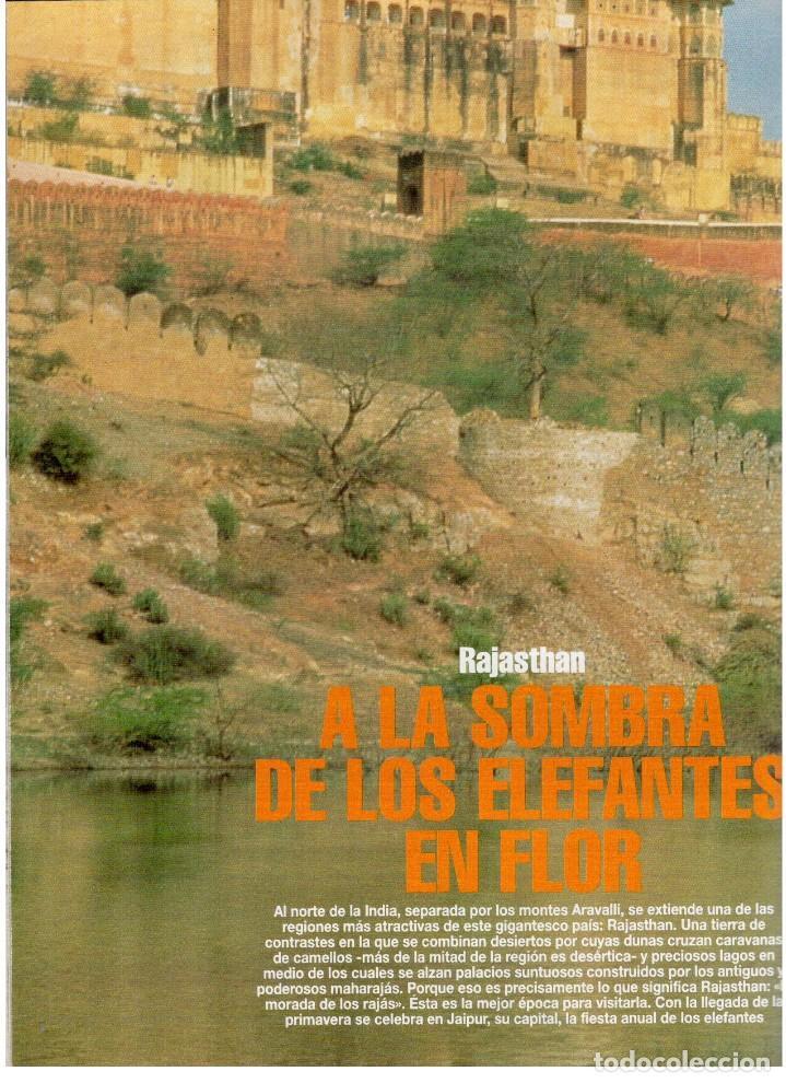 Coleccionismo de Revista Blanco y Negro: 1994. BLANCA SUELVES. ANA OBREGÓN. JUDIT MASCÓ. ESTEFANÍA LUIK. NATALIA DICENTA. VER SUMARIO... - Foto 9 - 125262279