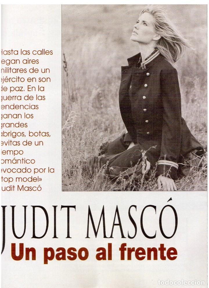 Coleccionismo de Revista Blanco y Negro: 1994. BLANCA SUELVES. ANA OBREGÓN. JUDIT MASCÓ. ESTEFANÍA LUIK. NATALIA DICENTA. VER SUMARIO... - Foto 12 - 125262279