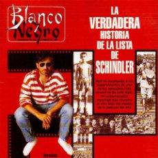 Coleccionismo de Revista Blanco y Negro: 1994. MIGUEL BOSÉ. ESPERANZA CAMPUZANO. FUENTES QUINTANA. VER SUMARIO .... Lote 125349603