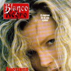 Coleccionismo de Revista Blanco y Negro: 1994. INSTINTO BASINGER. INÉS SASTRE. ARIADNA GIL. AITANA SÁNCHEZ GIJÓN. VER SUMARIO .... Lote 125885747