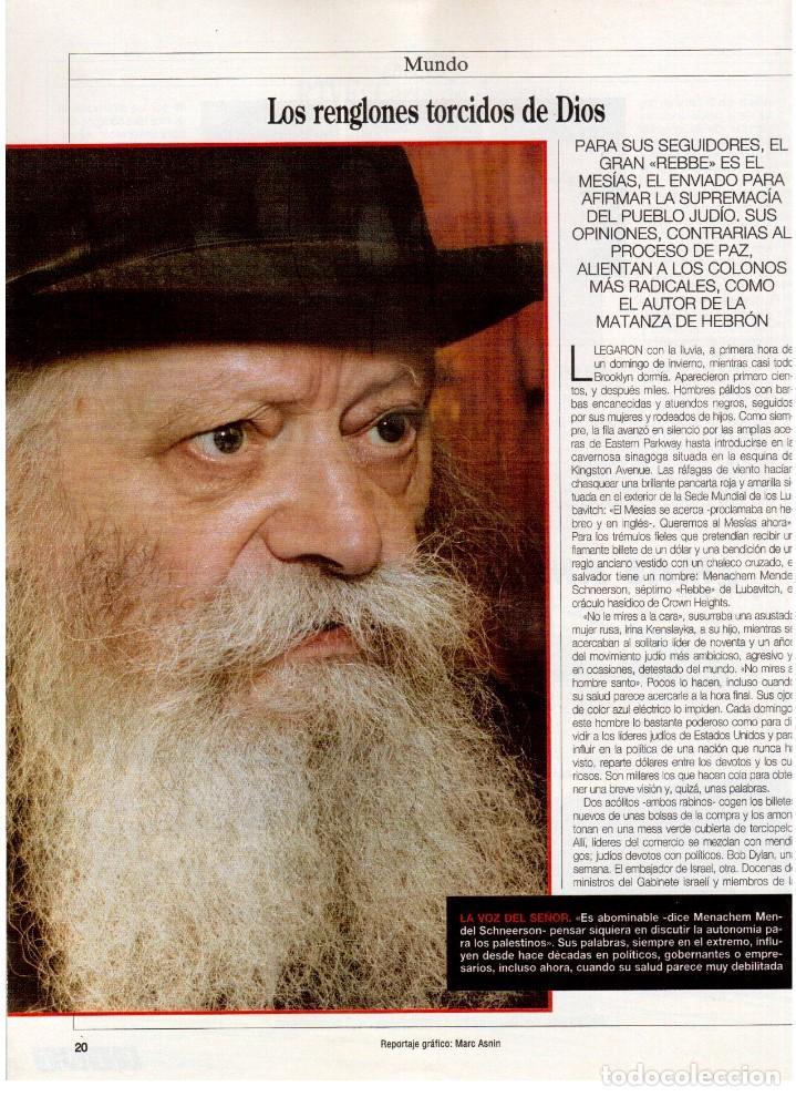 Coleccionismo de Revista Blanco y Negro: 1994. INSTINTO BASINGER. INÉS SASTRE. ARIADNA GIL. AITANA SÁNCHEZ GIJÓN. VER SUMARIO ... - Foto 4 - 125885747