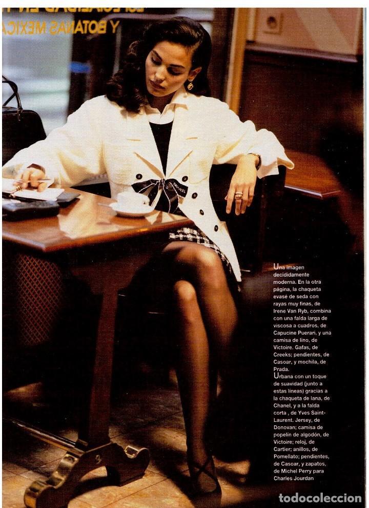 Coleccionismo de Revista Blanco y Negro: 1994. INSTINTO BASINGER. INÉS SASTRE. ARIADNA GIL. AITANA SÁNCHEZ GIJÓN. VER SUMARIO ... - Foto 11 - 125885747