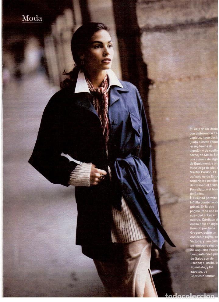 Coleccionismo de Revista Blanco y Negro: 1994. INSTINTO BASINGER. INÉS SASTRE. ARIADNA GIL. AITANA SÁNCHEZ GIJÓN. VER SUMARIO ... - Foto 12 - 125885747