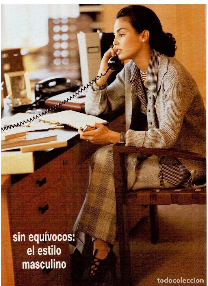 Coleccionismo de Revista Blanco y Negro: 1994. INSTINTO BASINGER. INÉS SASTRE. ARIADNA GIL. AITANA SÁNCHEZ GIJÓN. VER SUMARIO ... - Foto 13 - 125885747