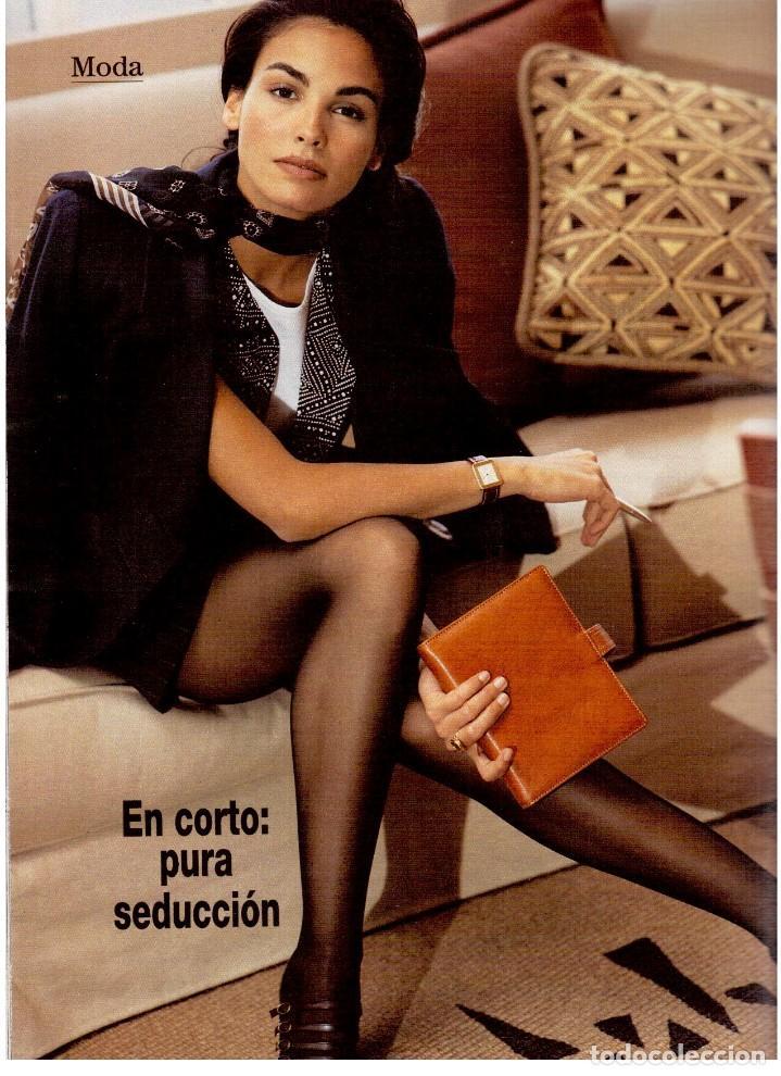 Coleccionismo de Revista Blanco y Negro: 1994. INSTINTO BASINGER. INÉS SASTRE. ARIADNA GIL. AITANA SÁNCHEZ GIJÓN. VER SUMARIO ... - Foto 14 - 125885747