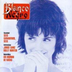Coleccionismo de Revista Blanco y Negro: 1994. PENÉLOPE CRUZ. PALOMA SAN BASILIO. VER SUMARIO .... Lote 125898567