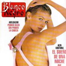 Coleccionismo de Revista Blanco y Negro: 1994. LARA DIBILDOS. MARTIRIO. AL PACINO. DIANA DE GALES. VER SUMARIO .... Lote 125912611