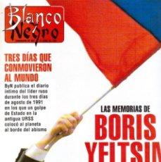 Coleccionismo de Revista Blanco y Negro: 1994. DIANE KEATON. KURT COBAIN, LA MUERTE DE LA ERA GRUNGE. CHRISTINA ROSENVINGE. VER SUMARIO .... Lote 125914051