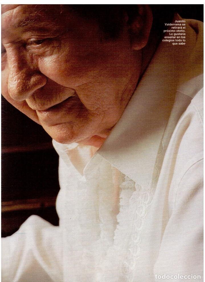 Coleccionismo de Revista Blanco y Negro: 1994. ALEJANDRO SANZ. ANA ALVAREZ. MARIBEL SANZ. JUANITO VALDERRAMA. IMANOL ARIAS. PASTORA VEGA. - Foto 5 - 126005111