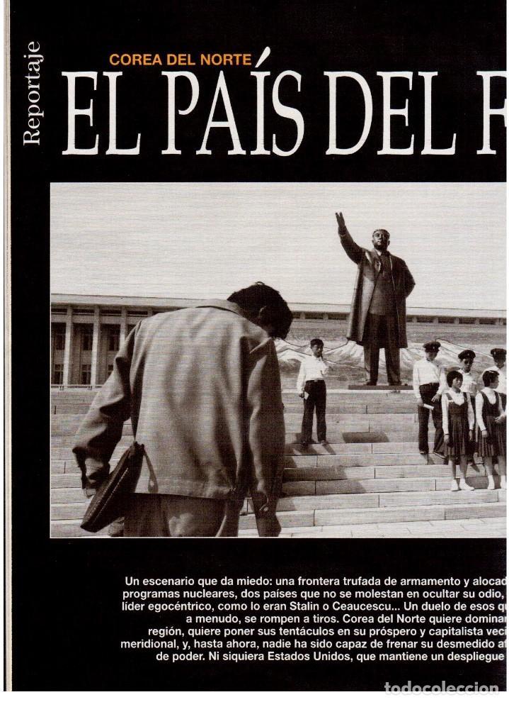 Coleccionismo de Revista Blanco y Negro: 1994. ALEJANDRO SANZ. ANA ALVAREZ. MARIBEL SANZ. JUANITO VALDERRAMA. IMANOL ARIAS. PASTORA VEGA. - Foto 10 - 126005111