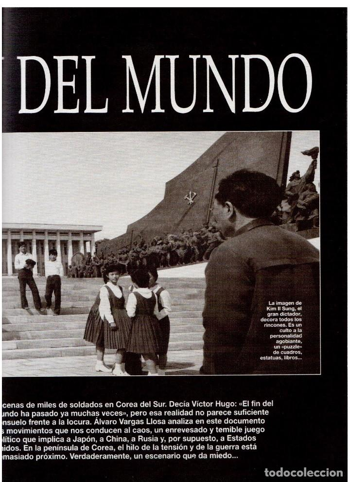 Coleccionismo de Revista Blanco y Negro: 1994. ALEJANDRO SANZ. ANA ALVAREZ. MARIBEL SANZ. JUANITO VALDERRAMA. IMANOL ARIAS. PASTORA VEGA. - Foto 11 - 126005111
