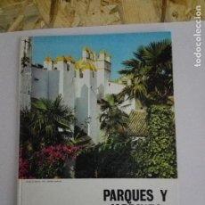 Coleccionismo de Revista Blanco y Negro: PARQUES Y JARDINES ESPAÑOLES I. COLECCIONABLE BLANCO Y NEGRO 1969. Lote 127250031