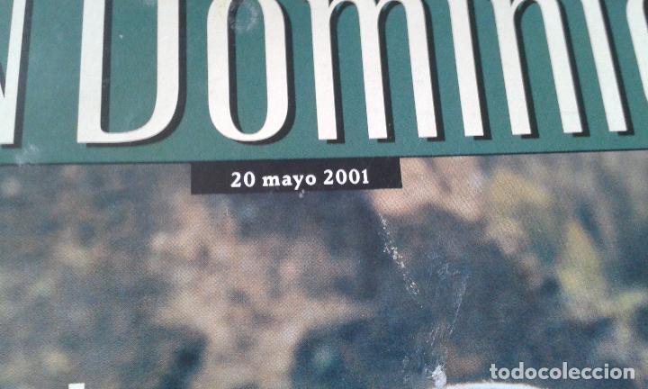 Coleccionismo de Revista Blanco y Negro: BLANCO Y NEGRO DOMINICAL. JOSE ANTONIO LABORDETA. 20 MAYO 2001 - Foto 2 - 128489103