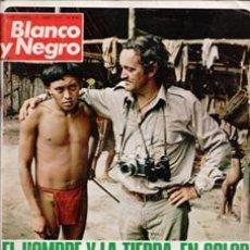 Colecionismo de Revistas Preto e Branco: BLANCO Y NEGRO, Nº 3230. 30 DE MARZO DE 1974.. Lote 129403803