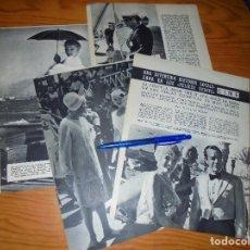 Collectionnisme de Magazine Blanco y Negro: RECORTE PRENSA : MARILYN MONROE, EN LA PELICULA CON FALDAS Y A LO LOCO. BLANCO Y NEGRO, AGTO 1959. Lote 129959327