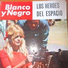 Coleccionismo de Revista Blanco y Negro: BLANCO Y NEGRO Nº 2760 DE 1966- BRIGITTE BARDOT- ALEXEI LEONOF- PERO-PALO- MARBELLA- EUROVISION.... Lote 130913896