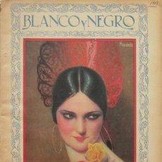 Coleccionismo de Revista Blanco y Negro: BLANCO Y NEGRO Nº 1913 ENERO 1928. Lote 131322310