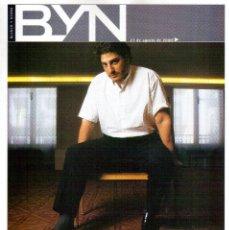 Coleccionismo de Revista Blanco y Negro: 2000. KATE WINSLET. JOSÉ CURA. CARMEN ORDÓÑEZ. JOHN WATERS. KIAROSTAMI. VER SUMARIO. . Lote 133538494