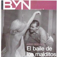 Coleccionismo de Revista Blanco y Negro: 2000. BRUCE WILLIS. CARMEN IGLESIAS. MARYLIN MONROE. CLARK GABLE. MONTGOMERY CLIFT. VER SUMARIO. . Lote 133581702