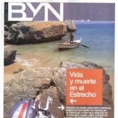 Coleccionismo de Revista Blanco y Negro: 2000. ANGELINA JOLIE. NICOLAS CAGE. YLLANA. VER SUMARIO.. Lote 133607102