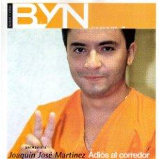 Coleccionismo de Revista Blanco y Negro: 2000. MEL GIBSON. LINDA FIORENTINO. MARCELO JÜNEMANN. JUN - GRANADA. VER SUMARIO.. Lote 133608346