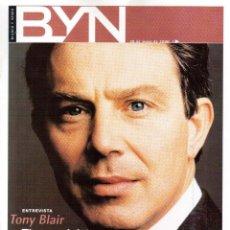 Coleccionismo de Revista Blanco y Negro: 2000. TONY BLAIR. VLADIMIR CRUZ. JON BON JOVI. TIM BERNERS-LEE. VER SUMARIO.. Lote 133618334