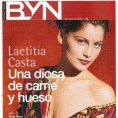 Coleccionismo de Revista Blanco y Negro: 2000. LAETITIA CASTA. MEG RYAN. JOSÉ LUIS ALONSO DE SANTOS. FRANCISCO CÉSPEDES. VER SUMARIO.. Lote 133625914