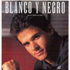 Coleccionismo de Revista Blanco y Negro: 2000. ALEX CRIVILLÉ. JESÚS PUENTE. MARTIN SCORSESE. ANA FERNÁNDEZ. ARTHUR MILLER. VER SUMARIO.. Lote 133628842