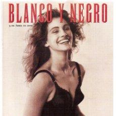 Coleccionismo de Revista Blanco y Negro: 2000. JULIA ROBERTS. NIÑA PASTORI. GUSTAVO SALMERÓN. LOU REED. VER SUMARIO.. Lote 133795006