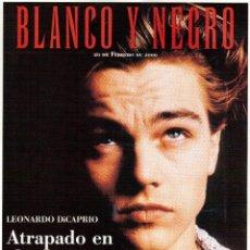 Coleccionismo de Revista Blanco y Negro: 2000. VENTURA PONS. JUAN PABLO FUSI. LEONARDO DICAPRIO. SLAVA. VER SUMARIO.. Lote 133807878