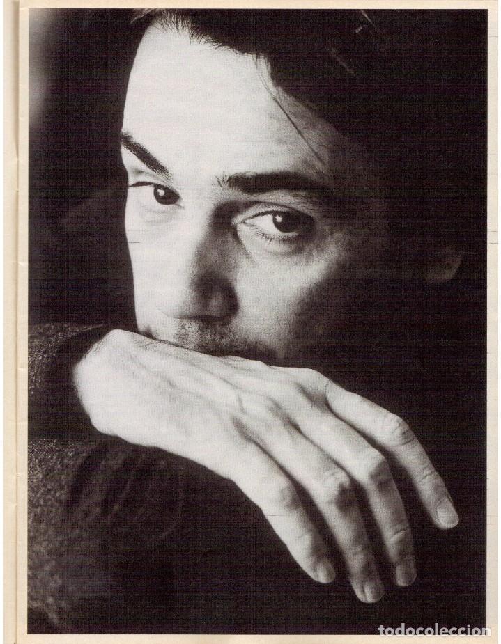 Coleccionismo de Revista Blanco y Negro: 2000. SIGOURNEY WEAVER. JEAN - MICHEL JARRE. LOCURAS DALINIANAS. BOXEO. VER SUMARIO. - Foto 4 - 133816746
