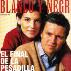 Coleccionismo de Revista Blanco y Negro: 1999. JOHN VOIGHT. MEG RYAN. RUTH GABRIEL. ANTONIO DE FELIPE. VER SUMARIO.. Lote 133839366