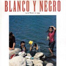 Coleccionismo de Revista Blanco y Negro: 1999. JOSÉ MARÍA POU. ELTON JOHN. CONFUCIO VUELVE A LOS ALTARES. VER SUMARIO.. Lote 133895674