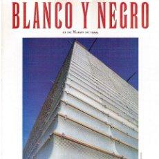 Coleccionismo de Revista Blanco y Negro: 1999. ENRIQUE MÚGICA. FEDERICO GARCÍA LORCA. SHLOMO BEN-AMI. KOSOVO: IRA DE MUJER. ELIA KAZÁN.. Lote 133897894